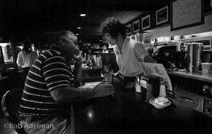 The Humboldt Diner, Arcata, California. (1989)