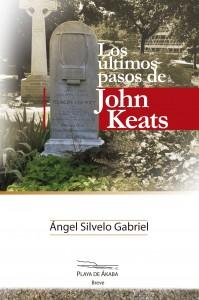 Portada Los ultimos pasos de John Keats (1)