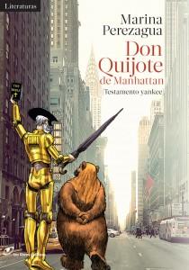 Don Quijote de Manhattan.indd