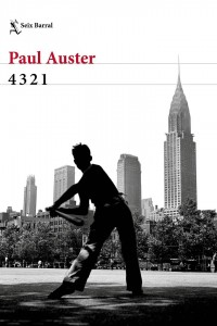 4,3,2,1 Paul Auster