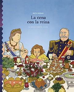 La cena con la reina