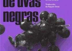 La viña de uvas negras